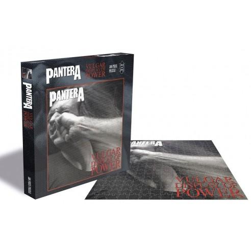 Puzzle Pantera Vulgar Display of Power 500 piezas