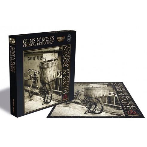Puzzle Guns N' Roses Chinese Democracy 500 piezas