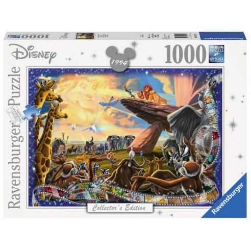 Puzzle El Rey Leon Disney Classic 1.000 piezas