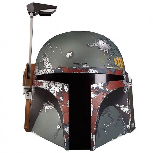 Casco Electrónico Star Wars Black Series Boba Fett