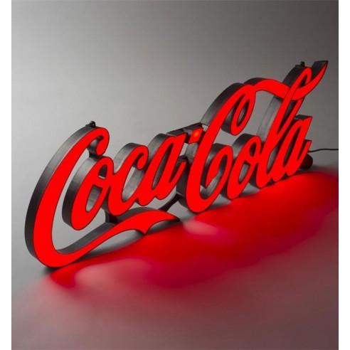 Rotulo Neón Coca Cola