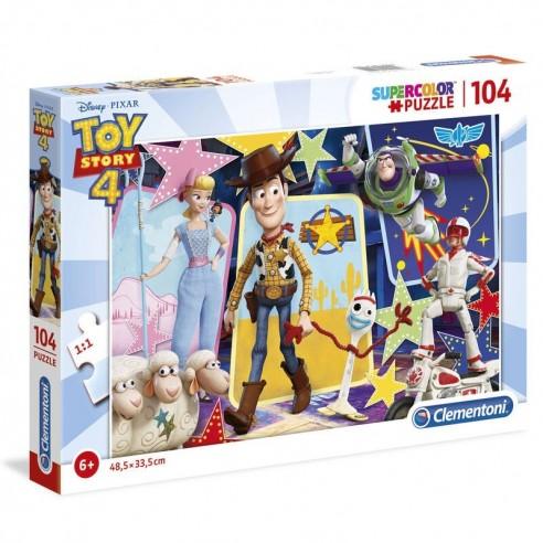 Puzzle Toy Story 4 - 104 piezas