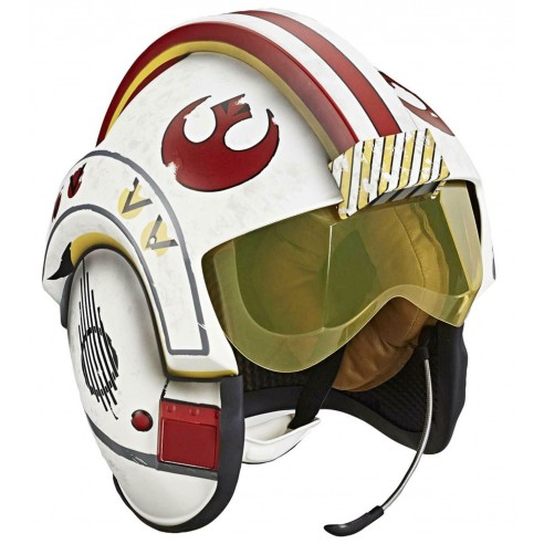 Casco electrónico Luke Skywalker Black Series Star Wars Episode 9