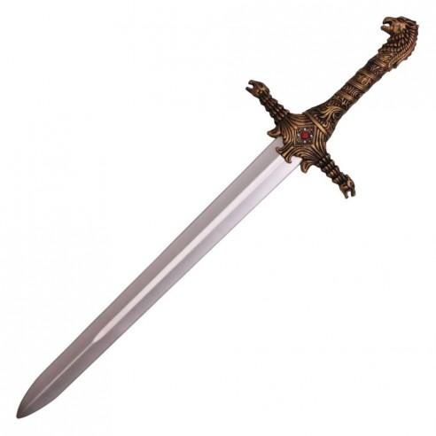 Juego de Tronos Réplica Espuma Espada Oathkeeper de Brienne of Tarth 69 cm