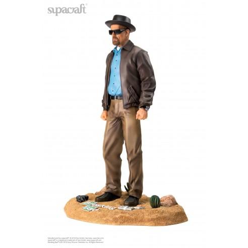 Estatua Breaking Bad 1/4 Walter White 47 cm