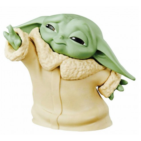 Figura Baby Yoda The Mandalorian Collection Force Moment