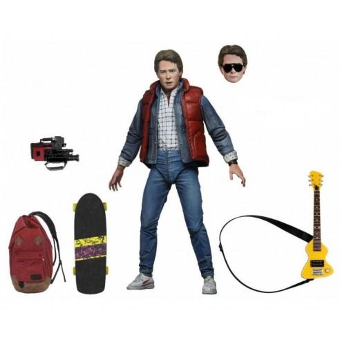Figura Regreso al Futuro Marty McFly 18 cm