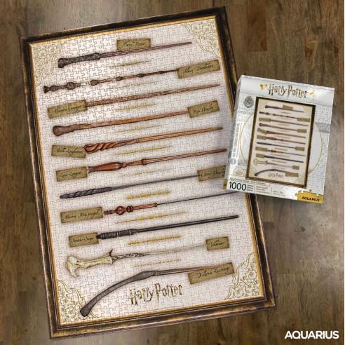 Puzzle Harry Potter Varitas 1.000 piezas