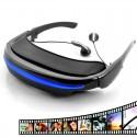 Vídeo Gafas 52'' 4 GB Memoria Flash