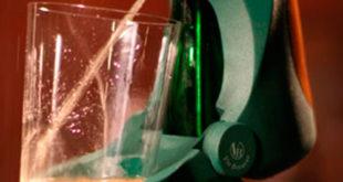 Escanciador eléctrico sidra