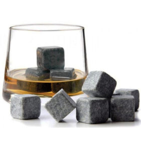 set cubitos piedra hielo