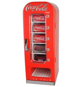 Nevera Coca-Cola Retro