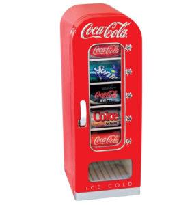 Nevera Coca-Cola Retro 10 latas