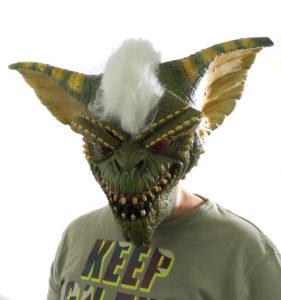 Máscara látex Gremlins