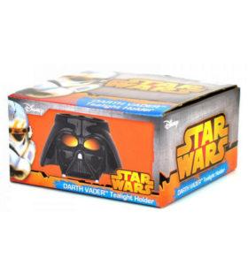 Soporte vela Darth Vader caja