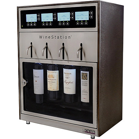dispensador vino conservador lateral