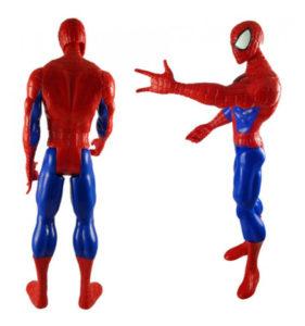 figura articulada spiderman 30cm