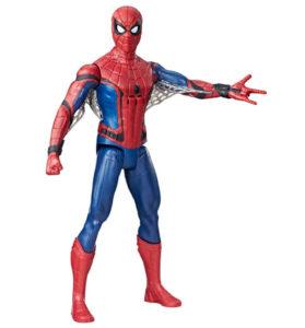figura electrónica spiderman sonidos