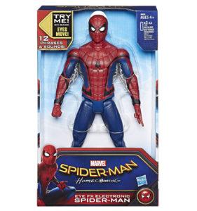 figura electrónica spiderman opción b