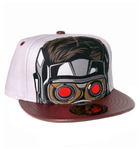 Gorra Guardianes Galaxia Star Lord