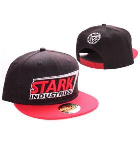Gorra logo iron man stark