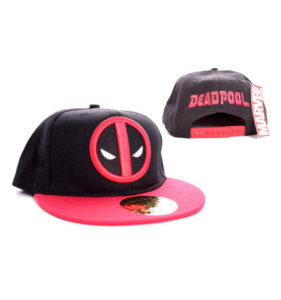 Gorra Marvel Deadpool