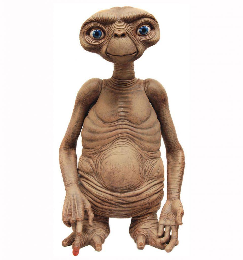 Muñeco E.T. réplica neca 91cm