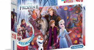 puzzle disney suelo frozen2